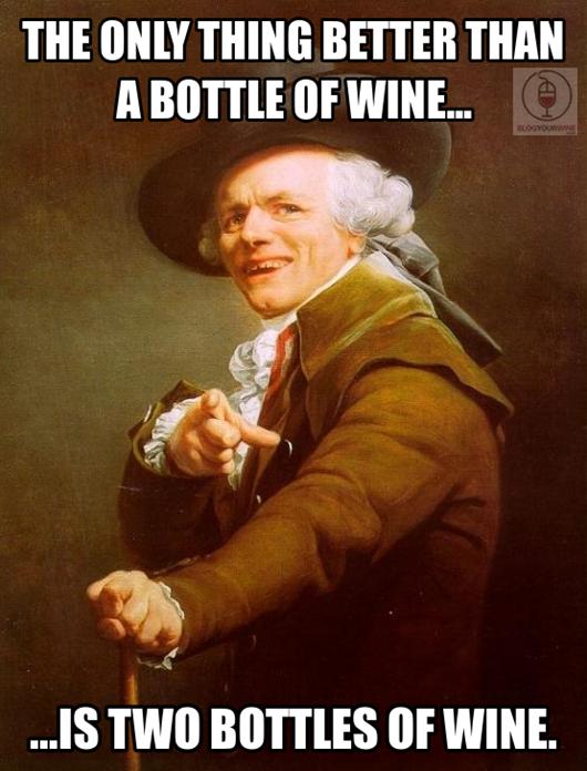 Funny Wine Memes