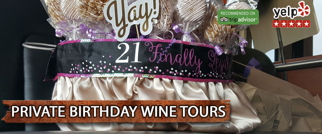 Temecula Birthday Party Wine Tasting Tours